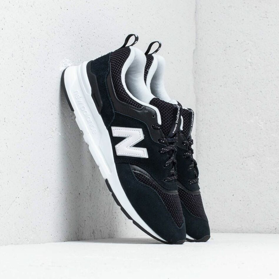 New Balance 997 Black/ White EUR 36.5