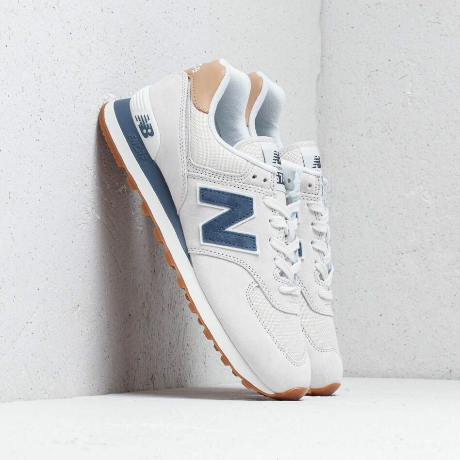 New Balance 574 Grey/ Blue/ White EUR 44.5