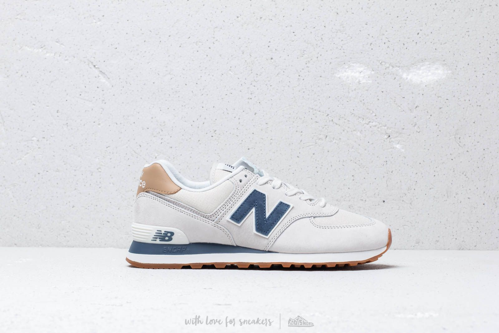 574 Blue New Balance Grey WhiteFootshop BrdxoeC