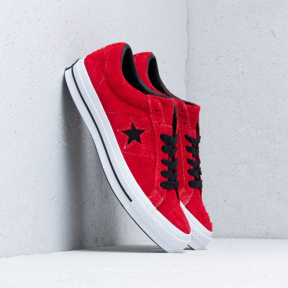 Converse One Star OX Enamel Red/ Black/ White EUR 42