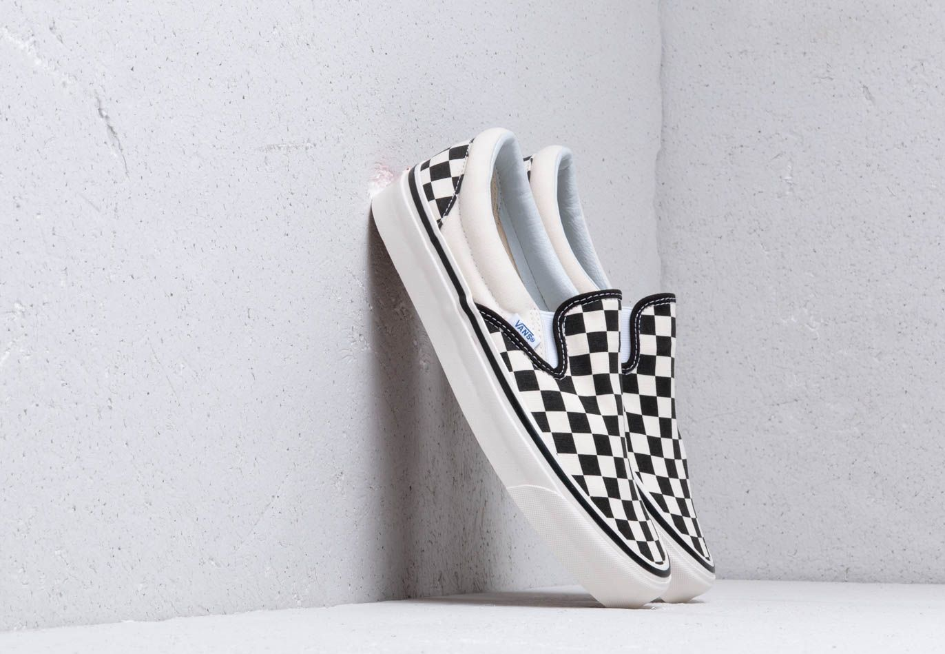 Vans Classic Slip-On 98 DX (Anaheim Factory) Checker EUR 46