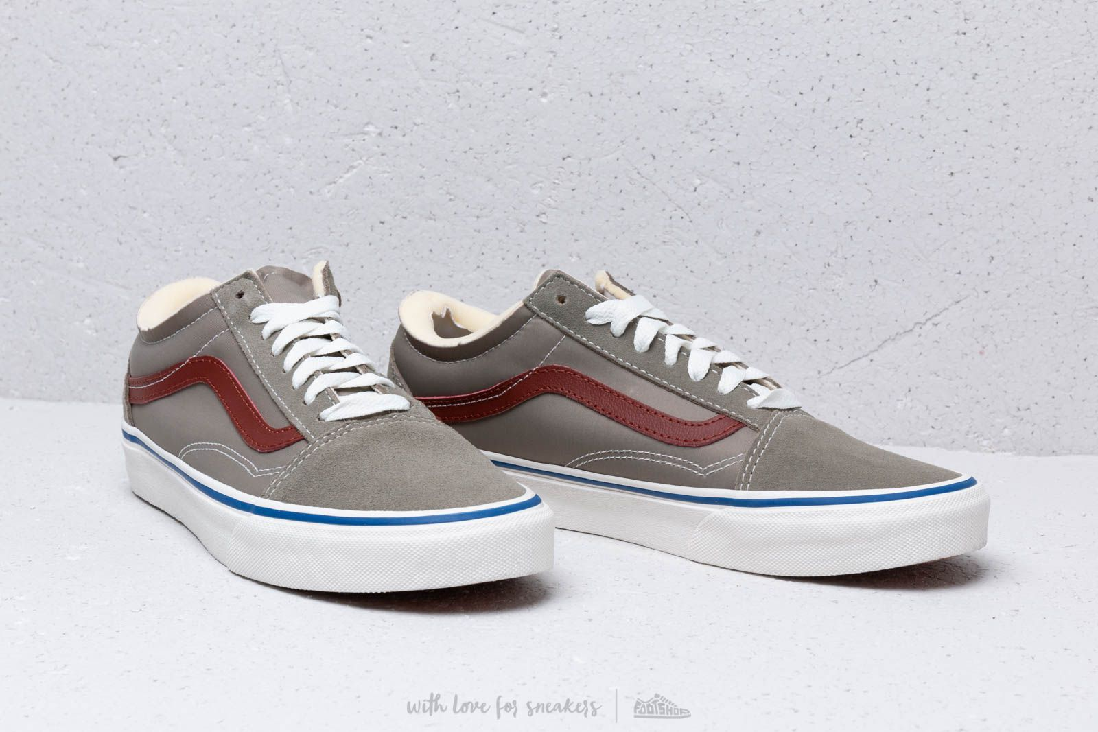 4e2994fef8 vans old skool Vans Old Skool (Foam) Laurel Oak/ Marshma | Footshop