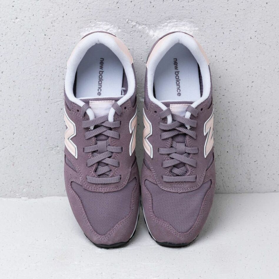 New Balance 373 Pink/ White