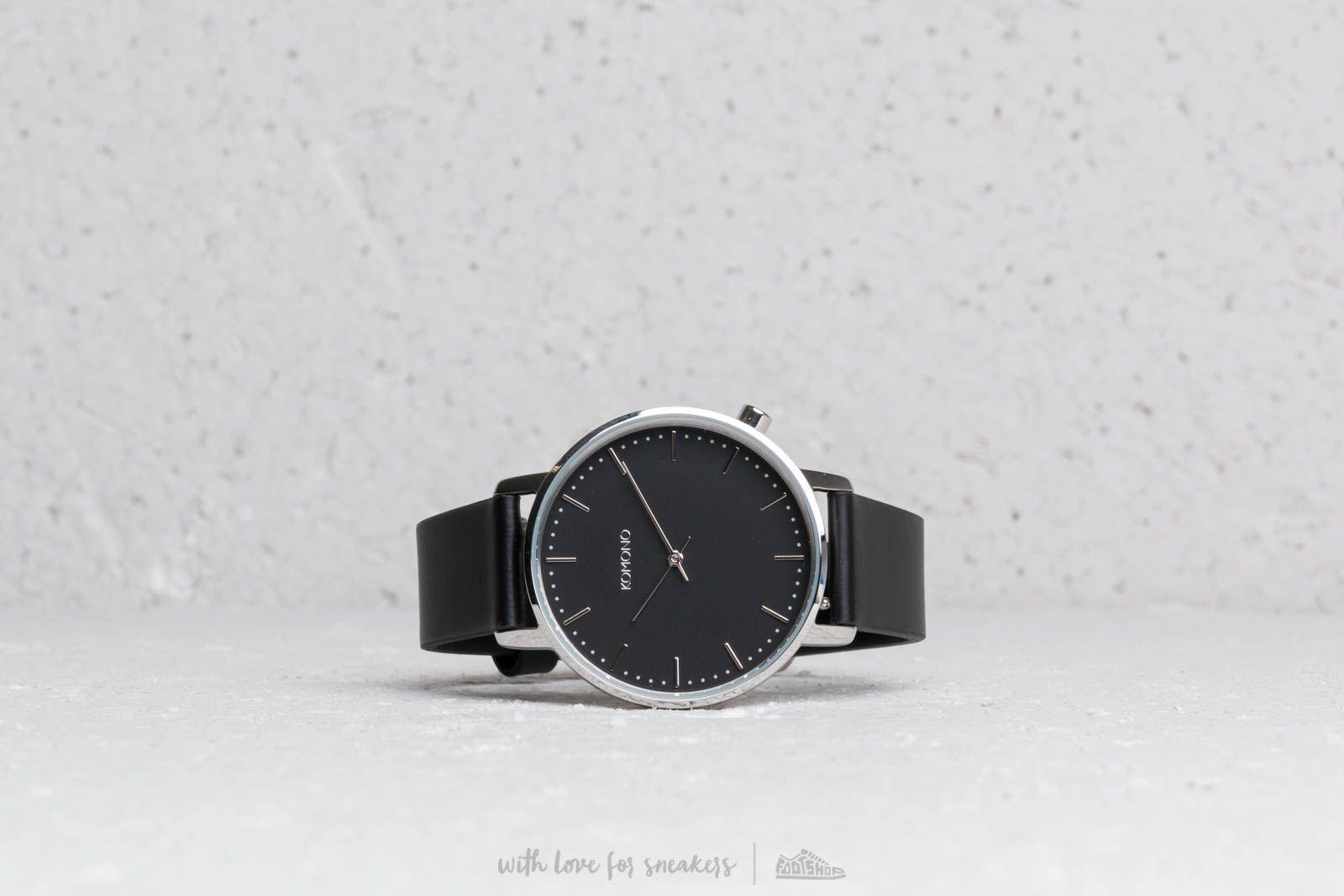 Komono Harlow Black/ Silver za skvělou cenu 3 690 Kč koupíte na Footshop.cz