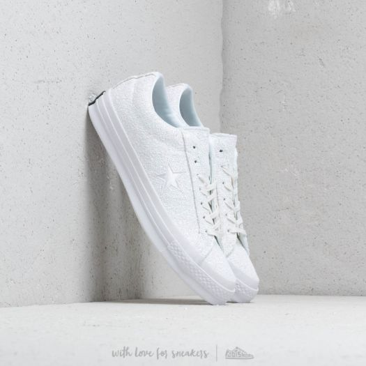 Men's shoes Converse One Star Ox White