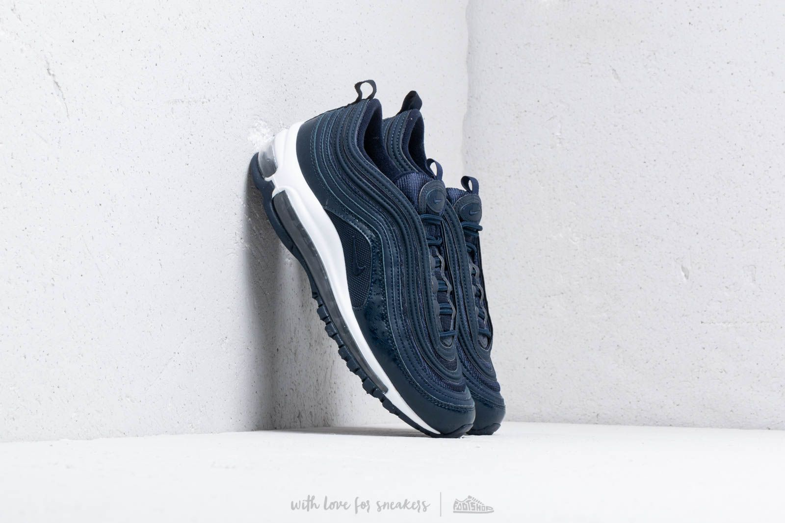 Nike Air Max 97 (GS) Obsidian/ Obsidian-White at a great price 132 € buy at Footshop