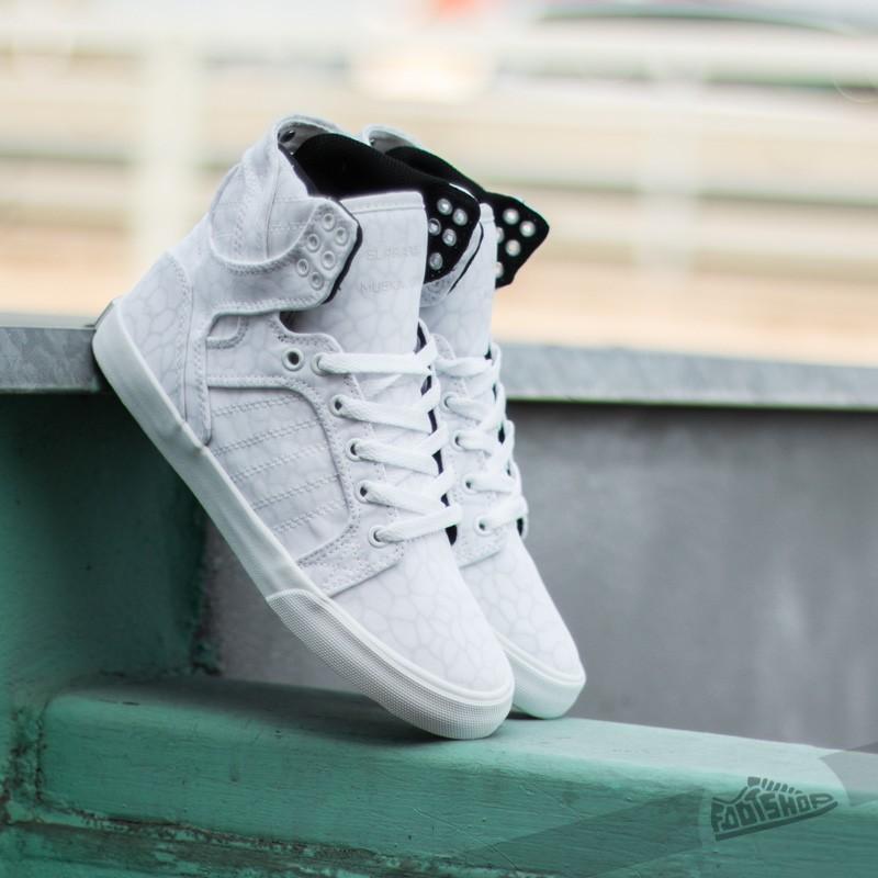 a3bf78a0da6e Supra Womens-Skytop White Cheetah-White