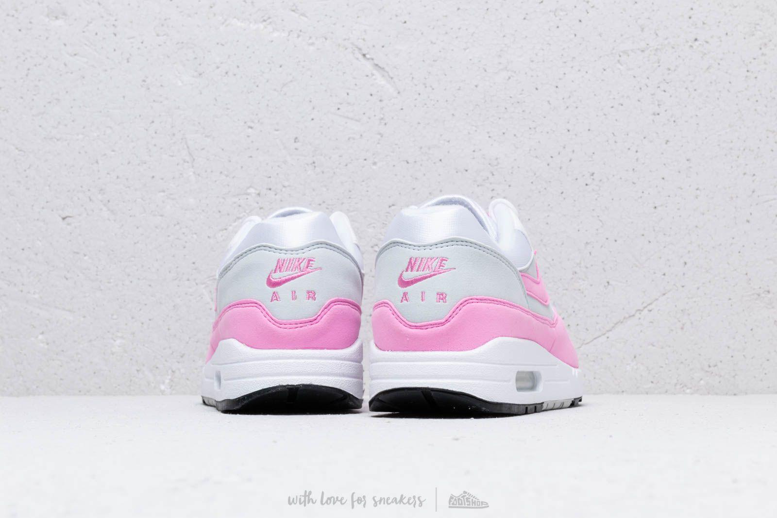 Nike W Air Max 1 Essential White  Psychic Pink za skvělou cenu 3 490 Kč 5607dbc35a7