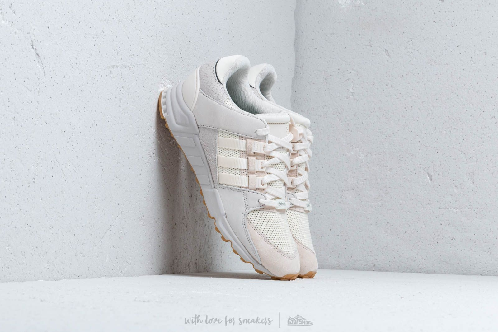 reputable site 4dd7f 9fdc7 adidas EQT Support RF Chalk White Chalk White Gum at a great price 128