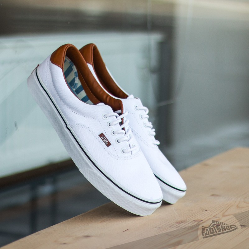 Vans Era 59 (Washed C L) True White  36d0874bfa