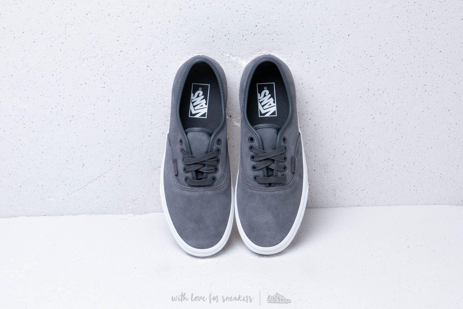 Vans Soft Suede Authentic Shoes