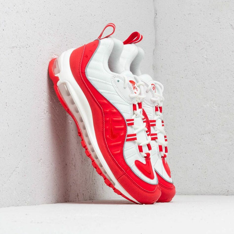 Nike Air Max 98 University Red/ University Red