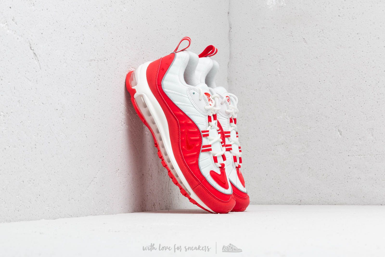 Men's shoes Nike Air Max 98 University Red/ University Red