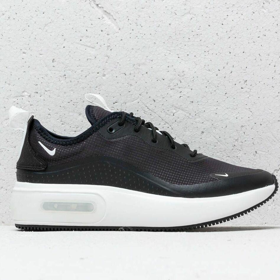 Nike W Air Max Dia Black/ Summit White-Summit White