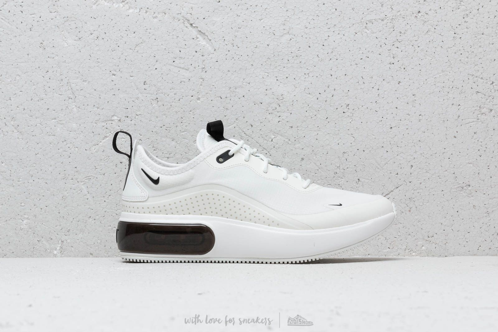Nike W Air Max Dia Summit White Black Summit White | Footshop