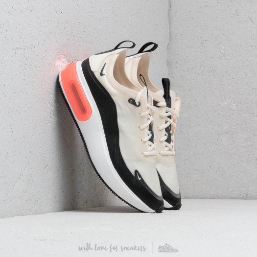 Nike W Air Max Dia SE Pale Ivory  Black-Summit White  3b75e962a61