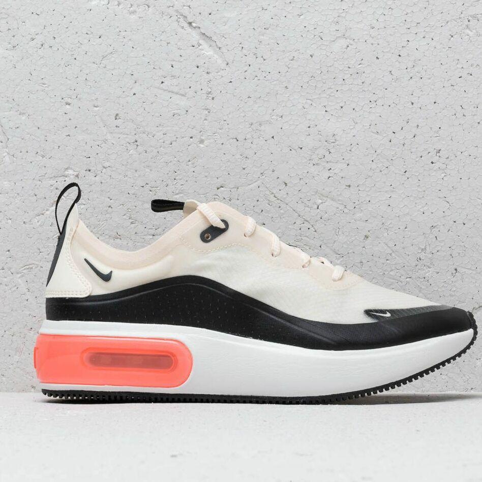 Nike W Air Max Dia SE Pale Ivory Black Summit White, Yellow