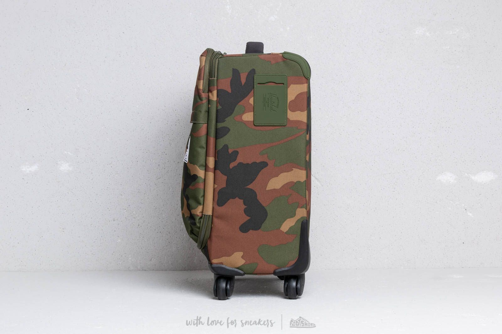 Herschel Supply Co. Carry-On Highland Luggage Woodland Camo at a great  price  200 35ea096098450