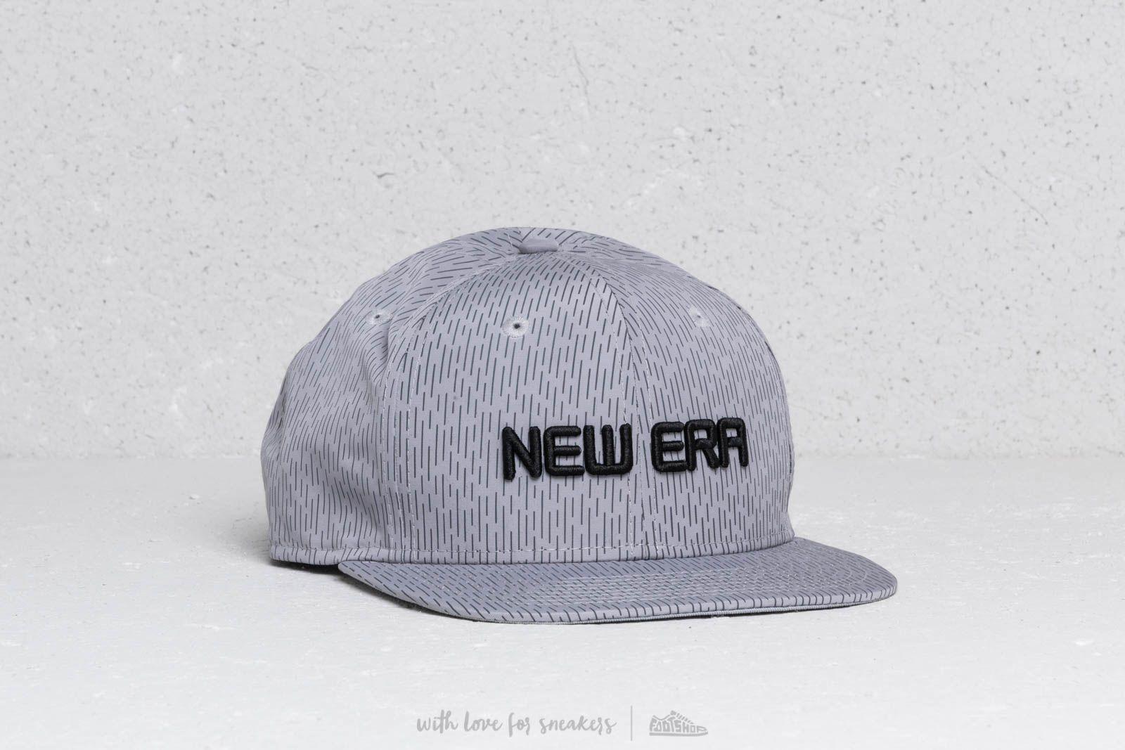New Era 9Fifty Original Fit Rain Camo Cap Grey  Black at a great price £ bd491d12a5a