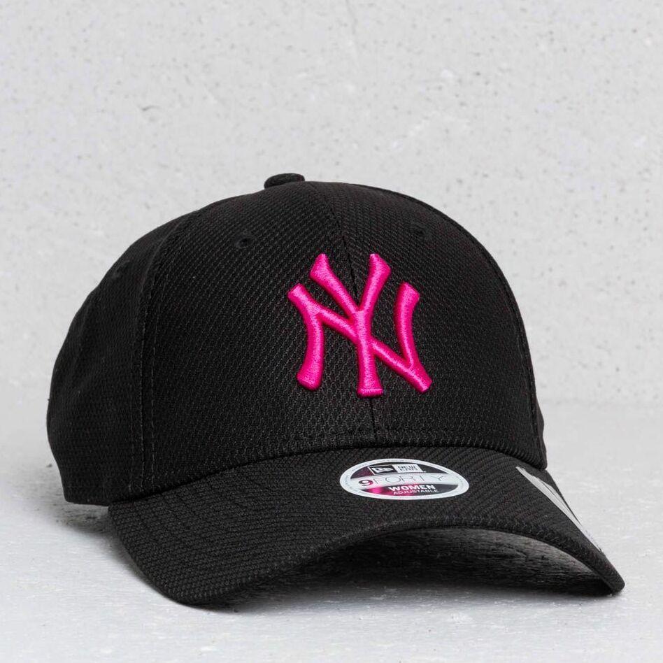 New Era 9Forty Women MLB Diamond Era New York Yankees Black/ Purple OSFM
