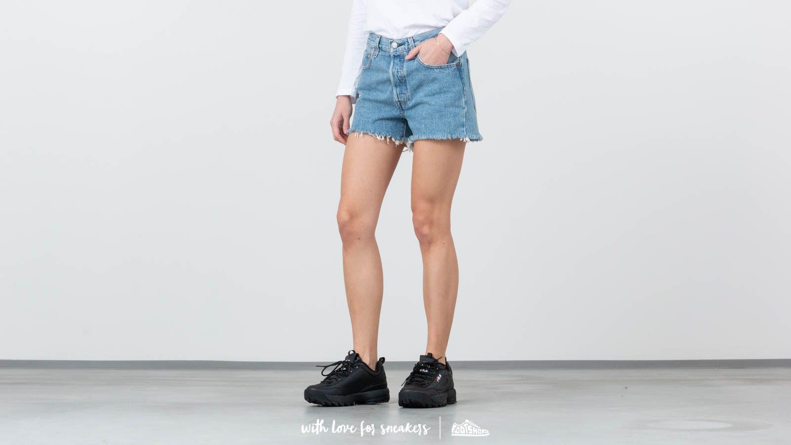 Shorts Levis® 501 Rise Shorts Flat Broke