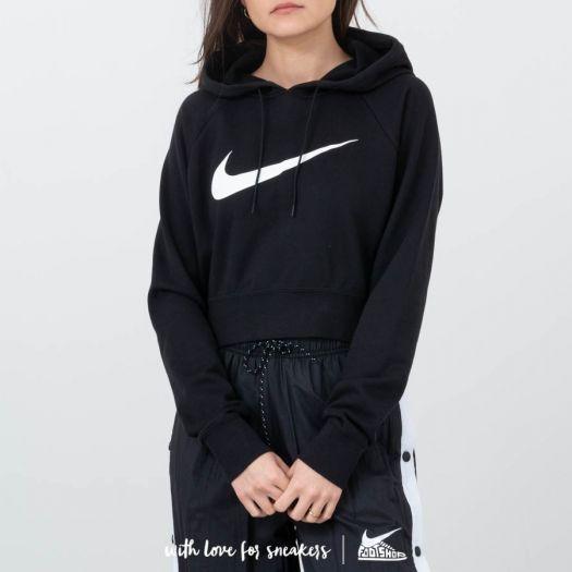 Adidas® Originals Velour Cropped Hoodie Sweatshirt