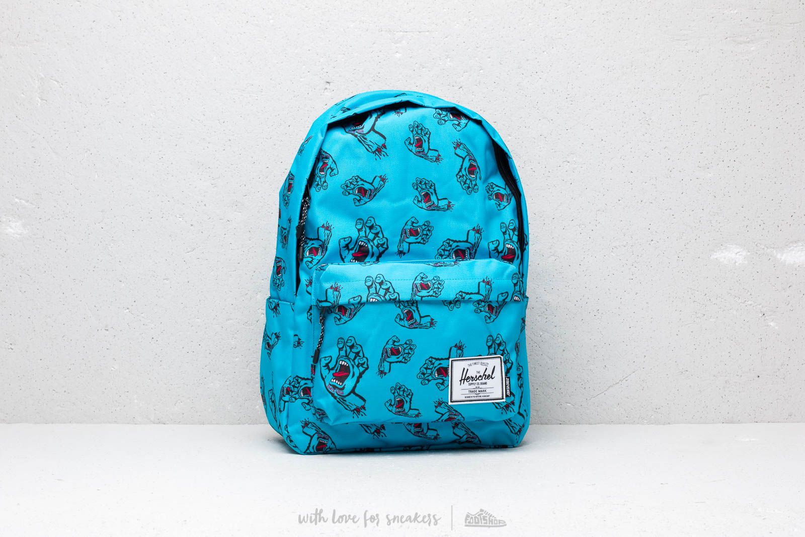 Herschel Supply Co. x Santa Cruz Classic X-Large Backpack Blue za skvělou  cenu a1ca4ca344