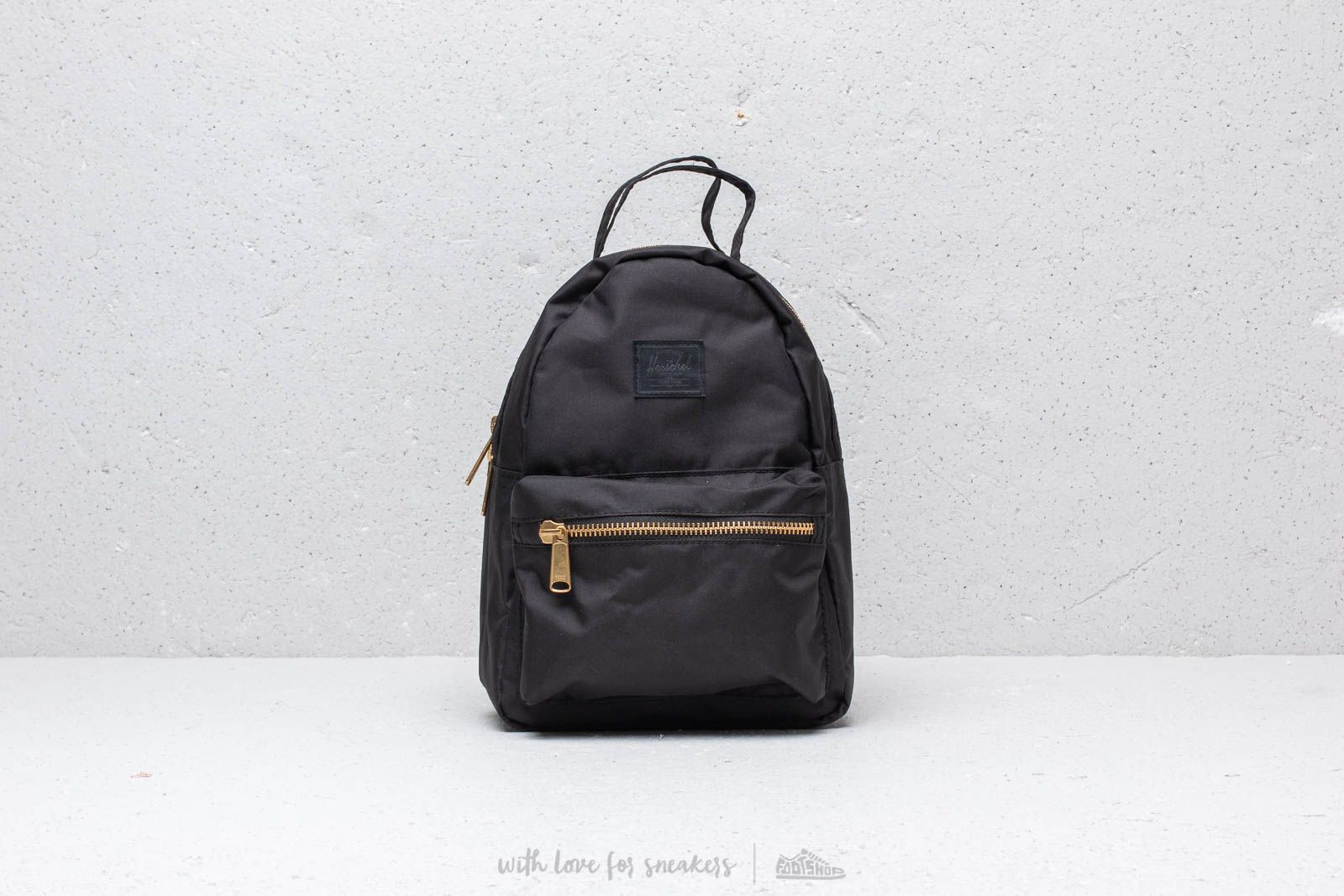 07171abca42 Herschel Supply Co. Nova Mini Backpack Black at a great price  67 buy at  Footshop