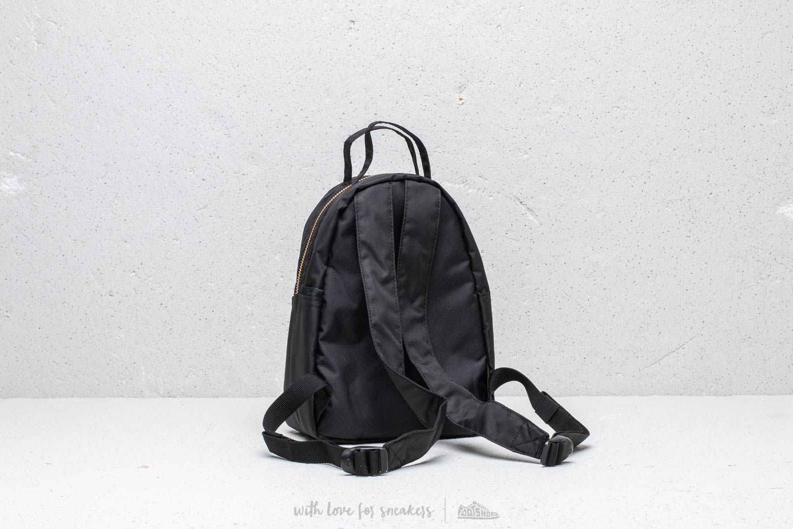 ca5d84b96f Herschel Supply Co. Nova Mini Backpack Black at a great price  67 buy at  Footshop
