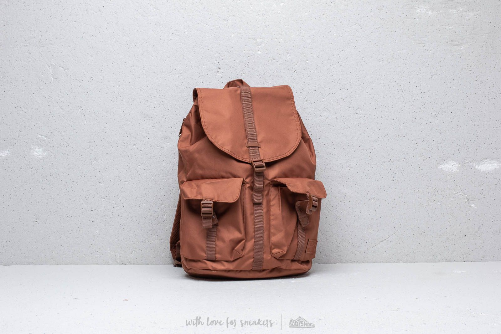 af90f8a9b34 Light Dawson Backpack Saddle Brown at a great price  95 buy at