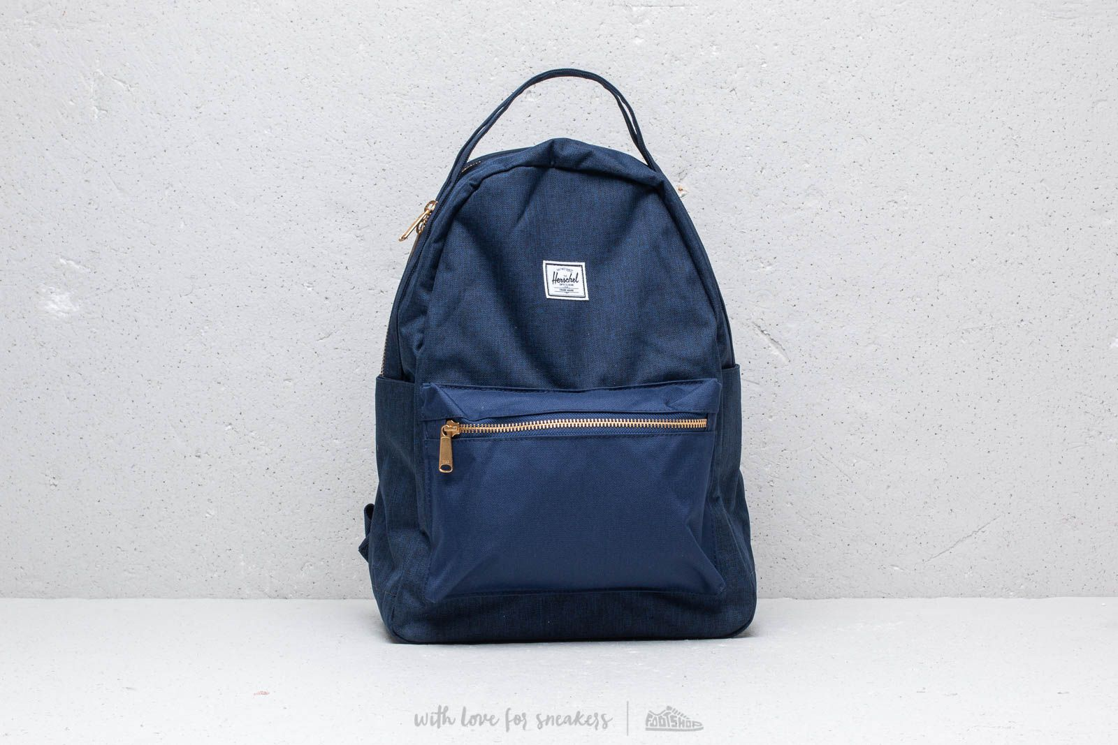 8dc637f5545 Herschel Supply Co. Nova Mid-Volume Backpack Medieval Blue at a great price   90