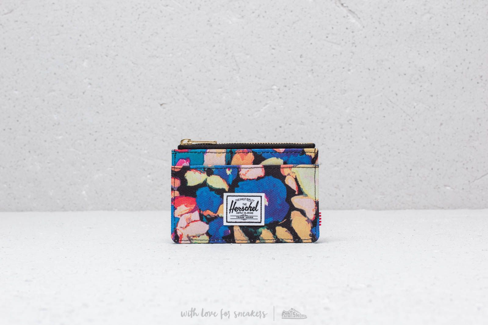 d50cba2f85538 Herschel Supply Co. Oscar Wallet Painted Floral at a great price 29 €  bestell bei