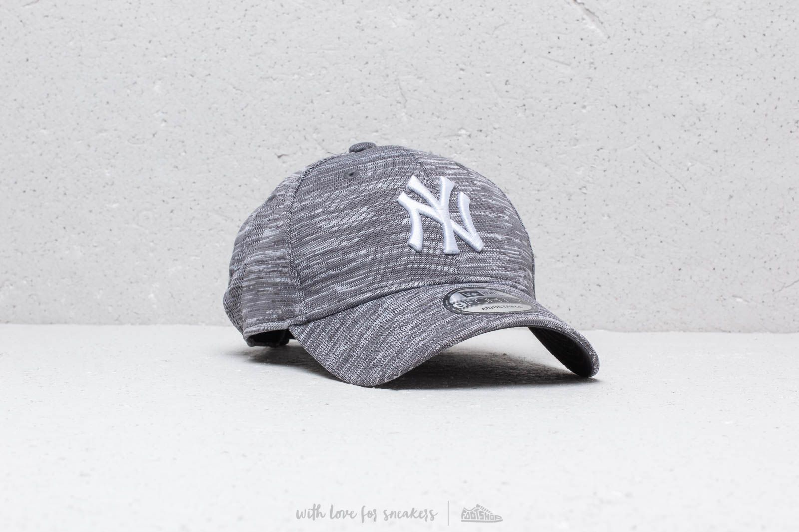 c7ee5b81f91 New Era 9Forty MLB Engineered Fit New York Yankees Cap Grey  White at a  great
