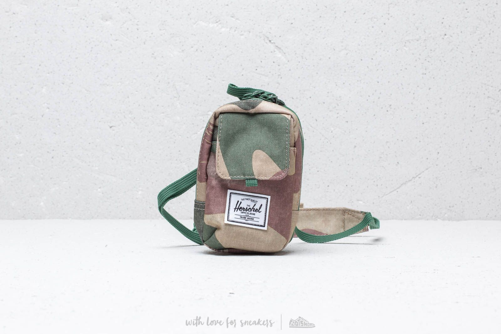 Bags Herschel Supply Co. Small Form Crossbody Brushstroke Camo