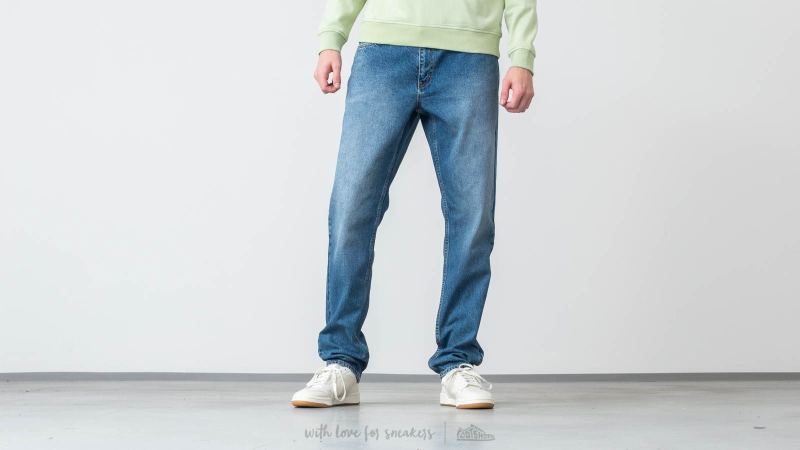 WOOD WOOD Wes Classic Denim Pants