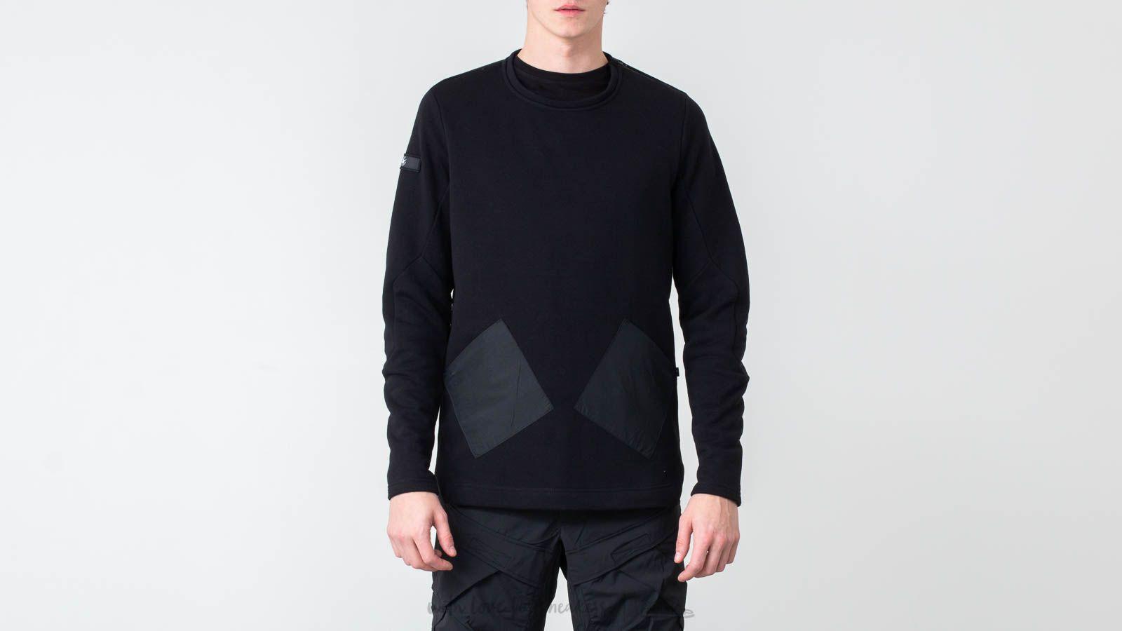 Riot Division 2 Pockets Sweatshirt Black za skvelú cenu 95 € kúpite na Footshop.sk