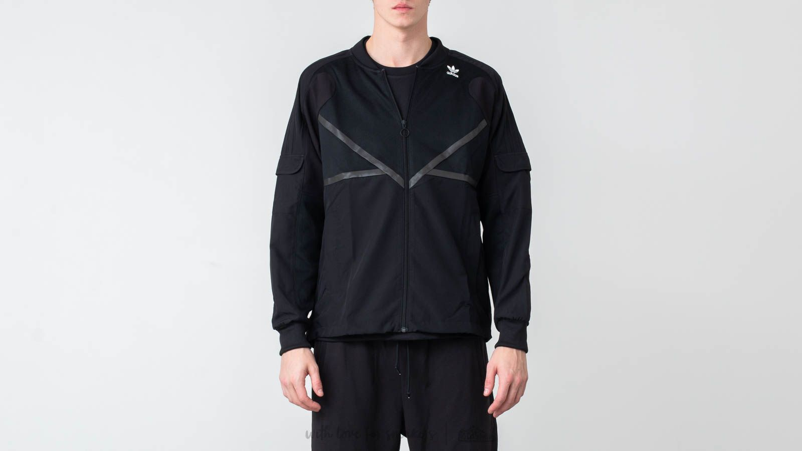 Jackets adidas PT3 Track Top Black