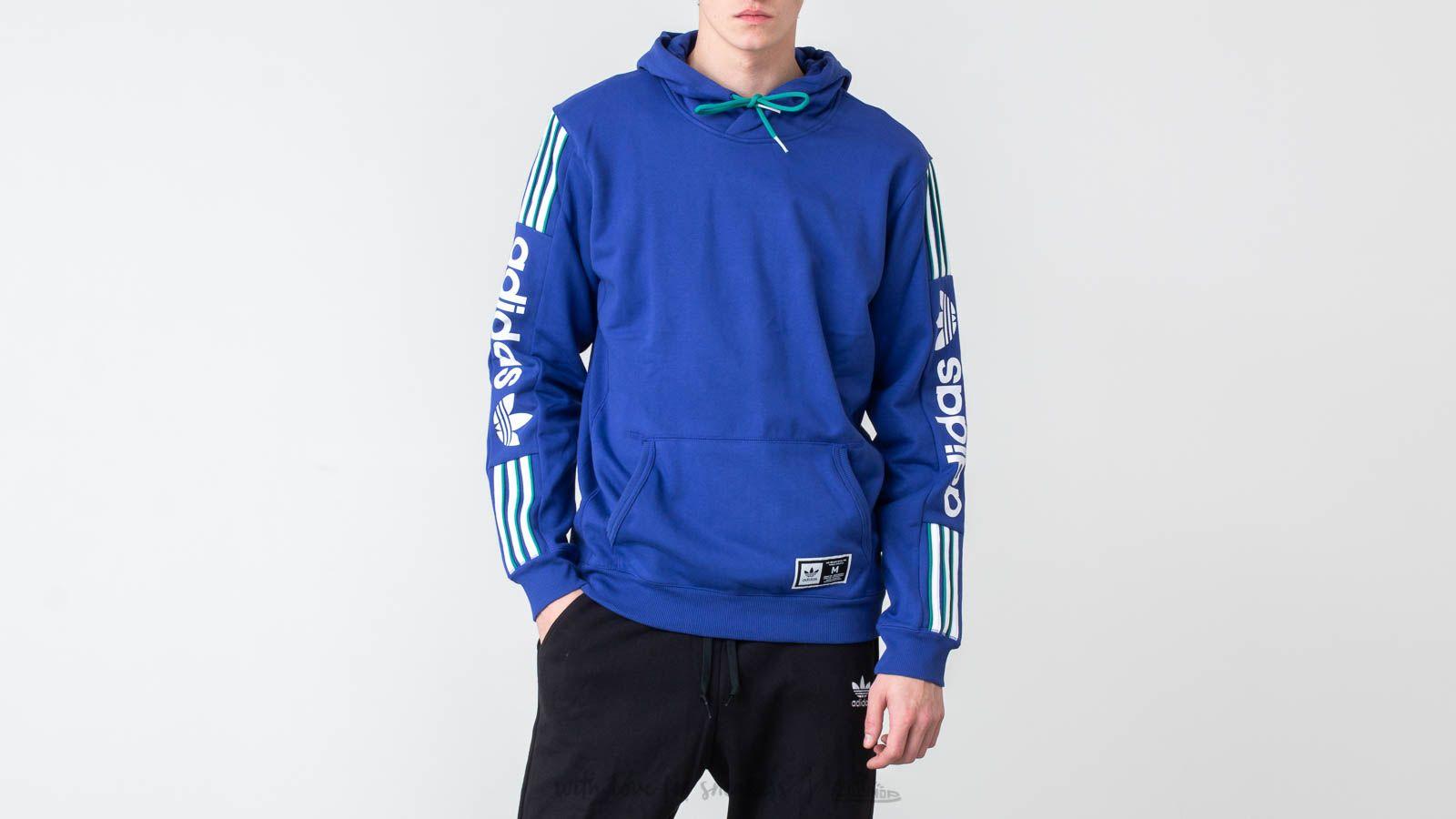 adidas Quarzo Fleece Hoodie
