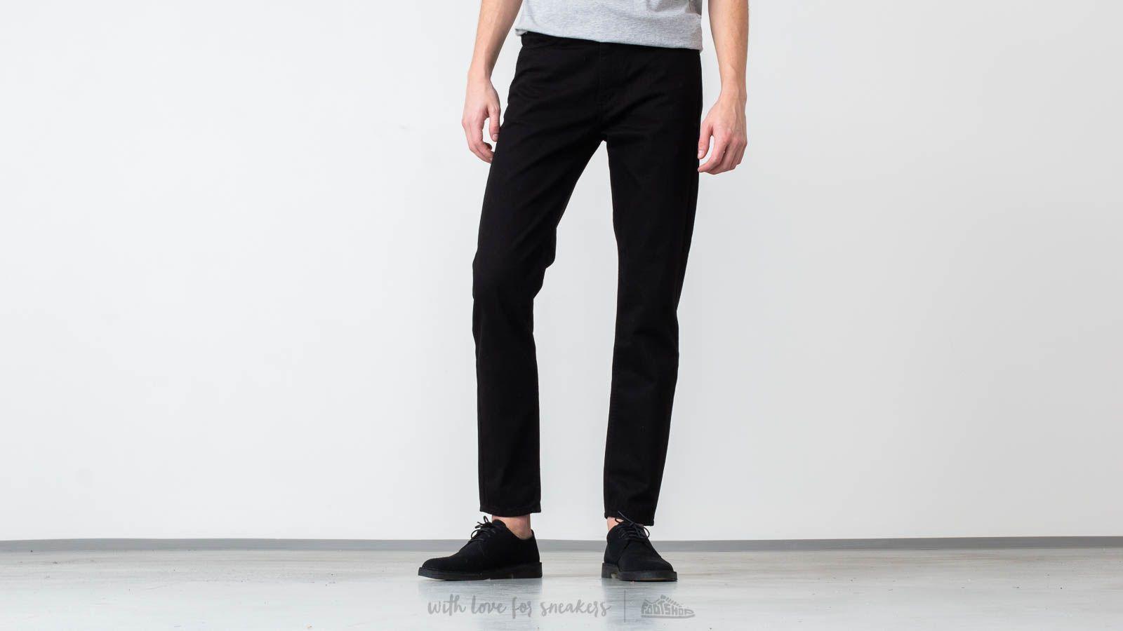 WOOD WOOD Bob Jeans Black za skvělou cenu 3 390 Kč koupíte na Footshop.cz