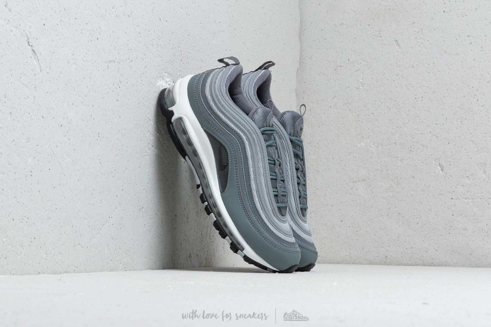 7ea70d9ac1 Nike Air Max 97 Essential Cool Grey/ Wolf Grey-Anthracite-White at a