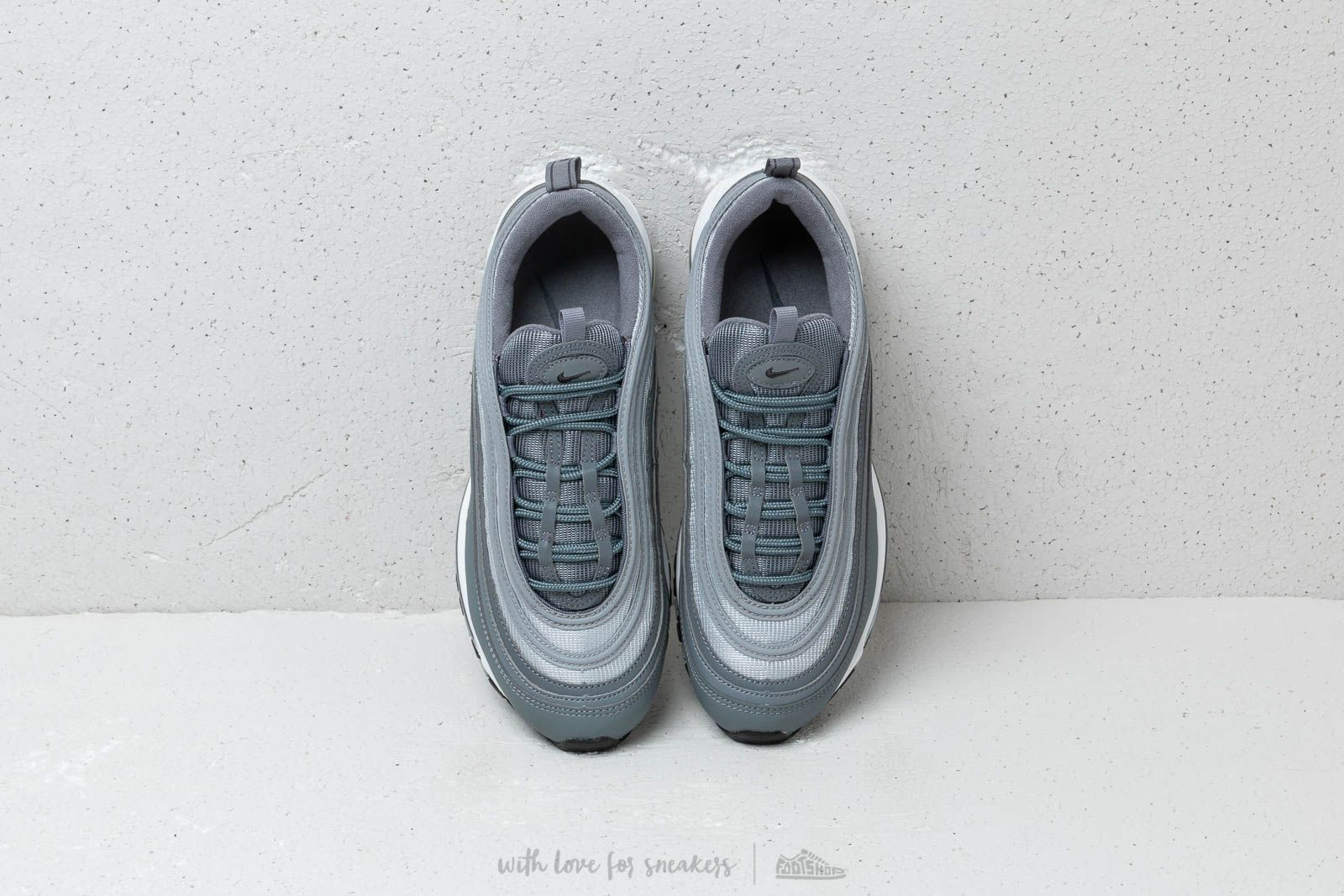 Nike Air Max 97 EssentialCool Grey Wolf Grey Anthracite White