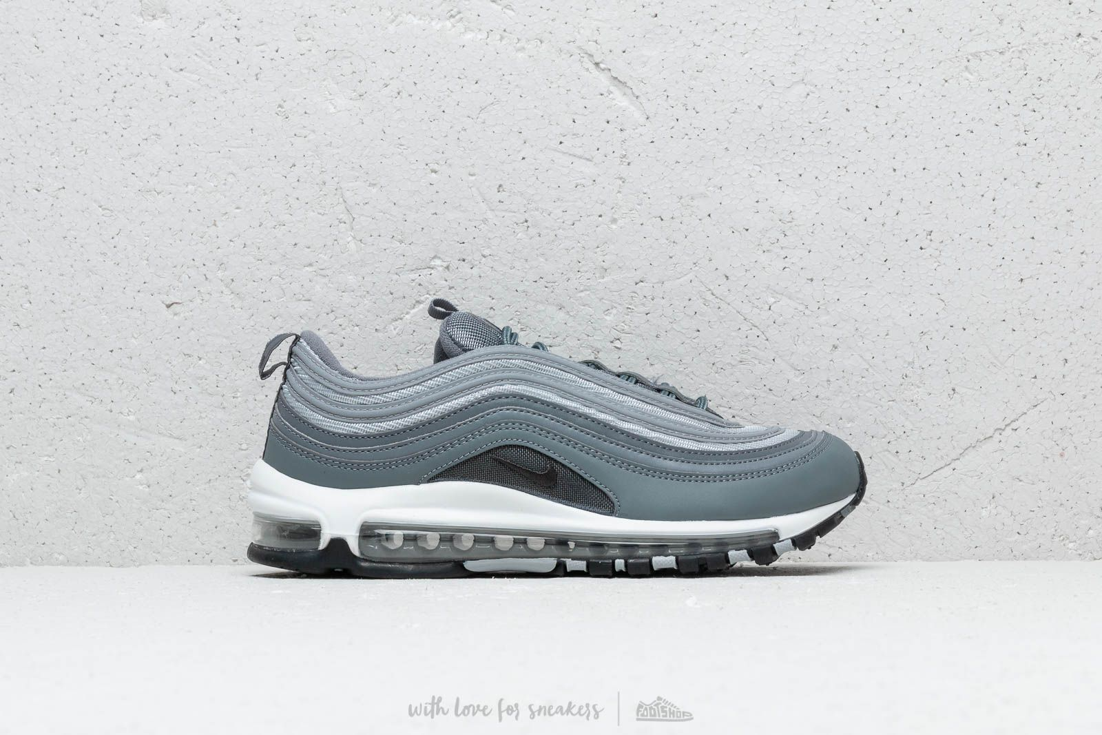 hot sale online 865d6 b111a Nike Air Max 97 Essential Cool Grey  Wolf Grey-Anthracite-White at a