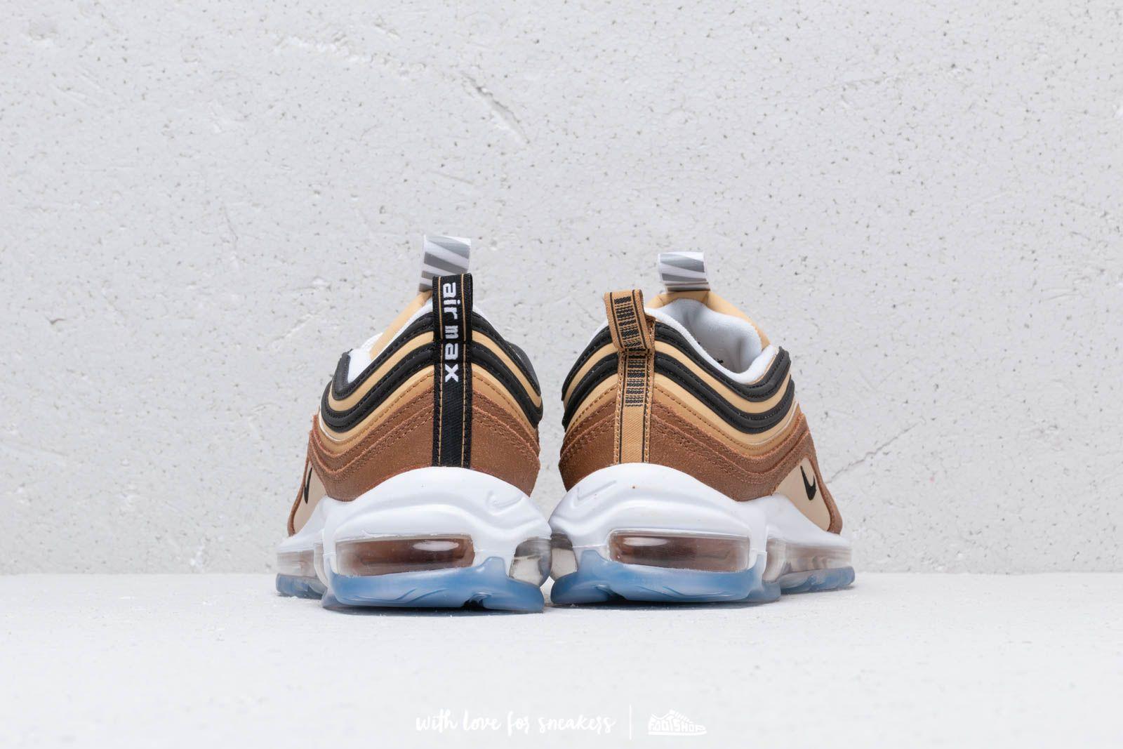 Nike Air Max 97 Ale Brown Black Elemental Gold | Footshop