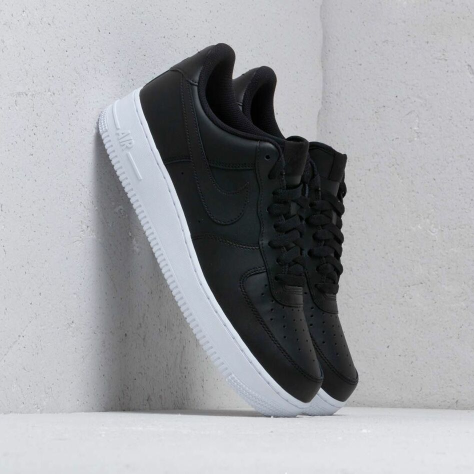 Nike Air Force 1 '07 Black/ Black-White EUR 45