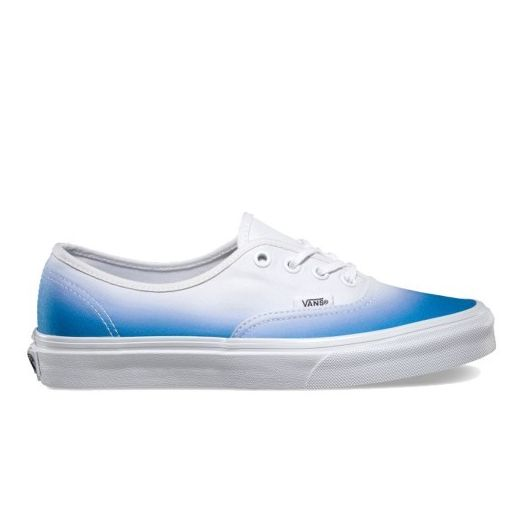 Vans Authentic (Ombre) BlueTrue White | Footshop