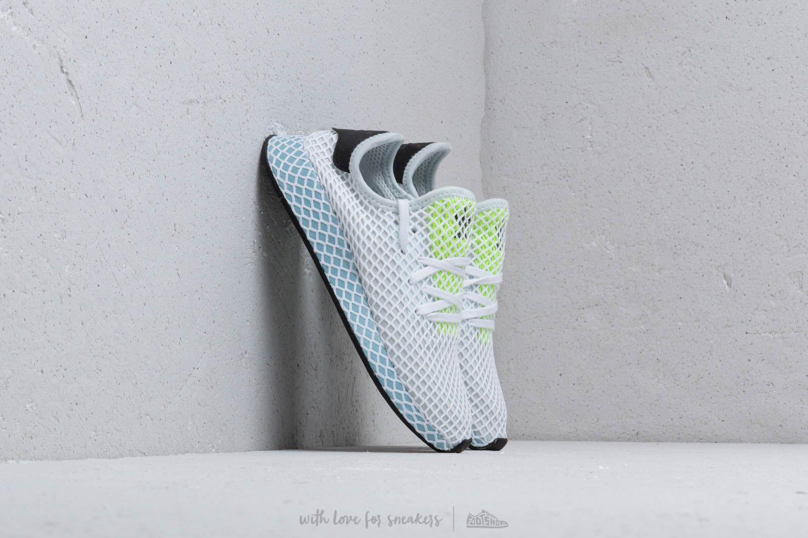2dbbb00becc73 adidas Deerupt Runner W Blutin  Ashgre  Hireye at a great price 92 € buy