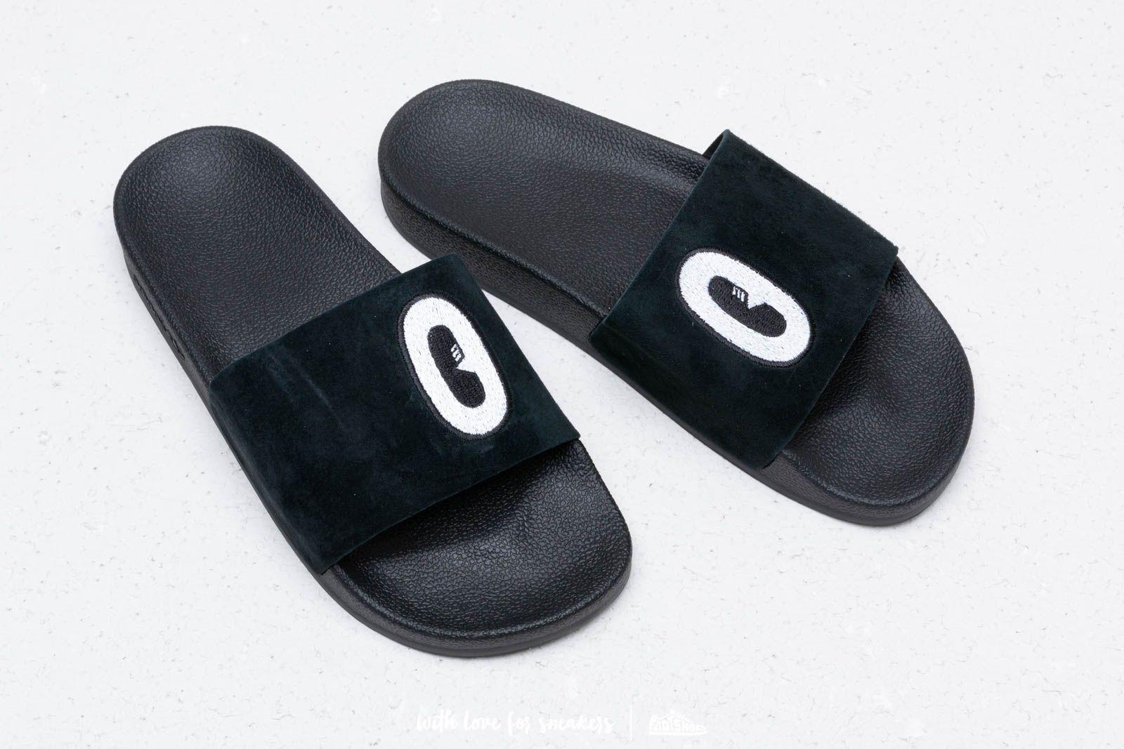 the latest bcd6e d1e92 adidas Adilette W Core Black Core Black Ftw White W super cenie 210 zł