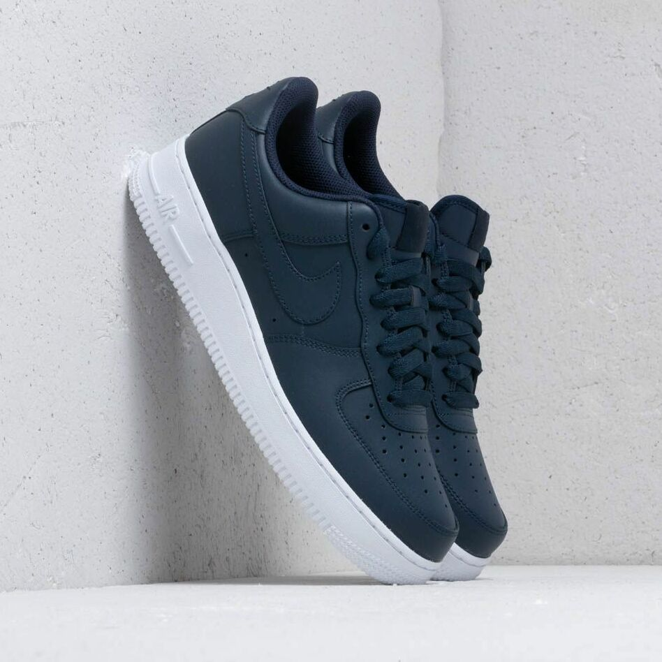 Nike Air Force 1 '07 Obsidian/ Obsidian-White EUR 44