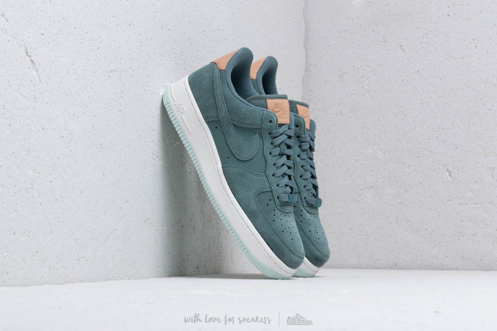 new styles be6b3 6c100 Nike Wmns Air Force 1 '07 Premium. Hasta/ Hasta-Summit White-Vachetta Tan