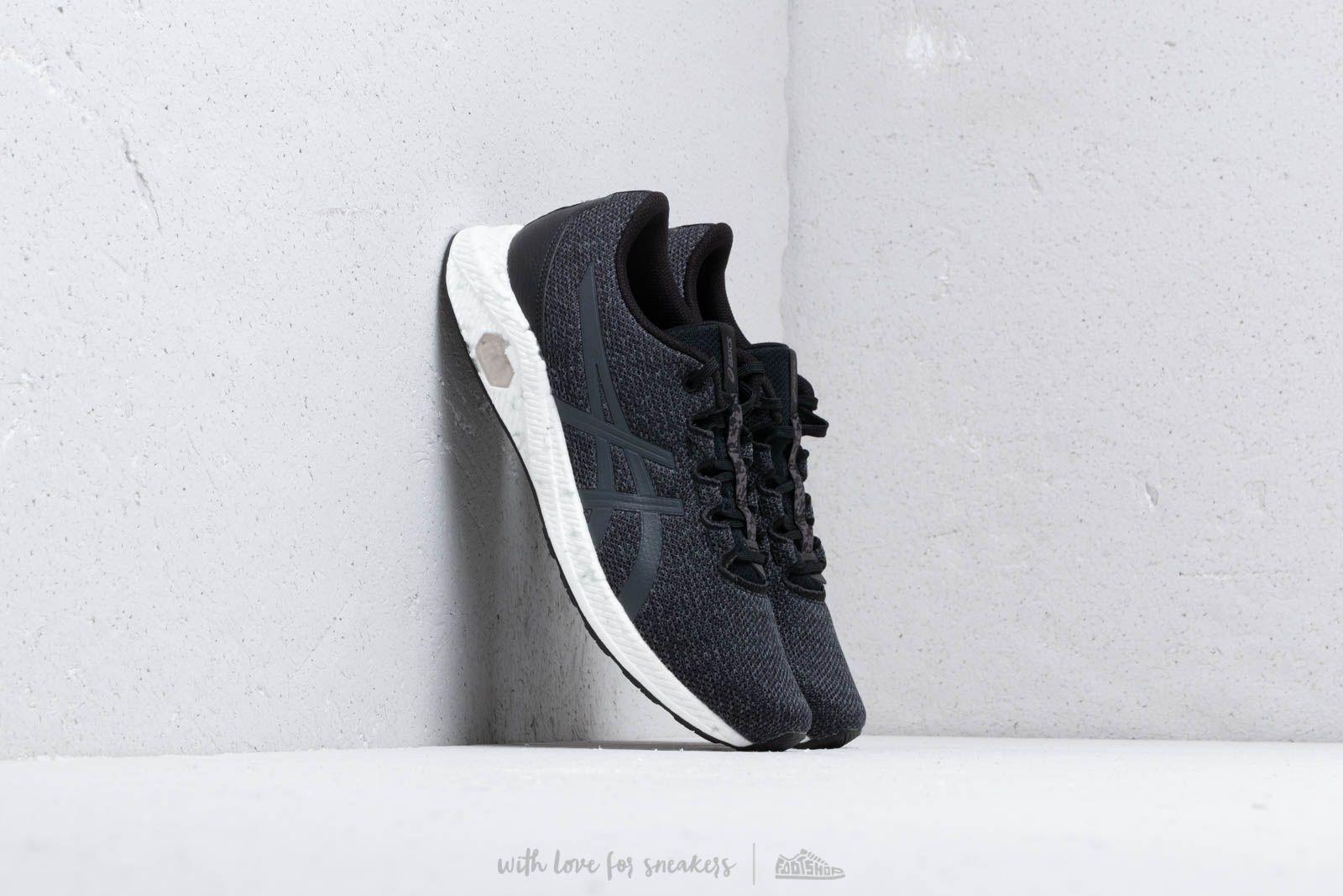 Férfi cipők Asics HyperGEL-YU Black/ Dark Grey